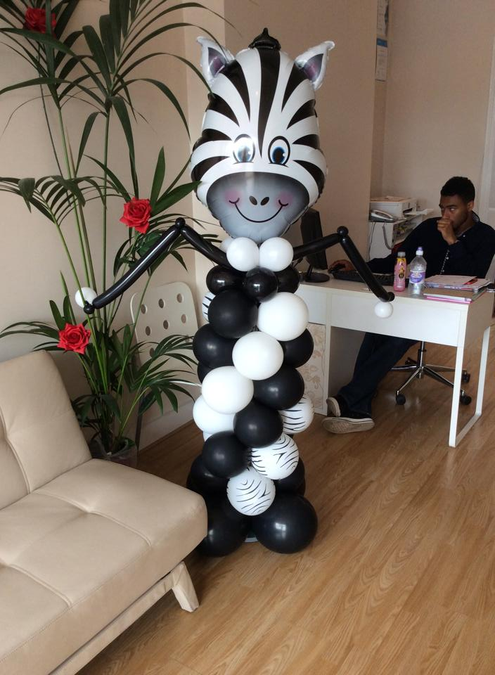 Zebra Column